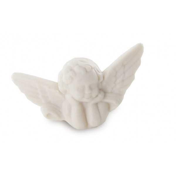 Savons sujets Ange blanc amande - Sac 50