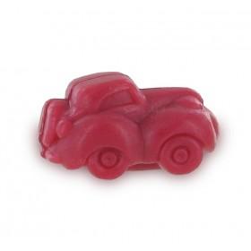 Savons sujets Transport voiture rouge - Sachet 10