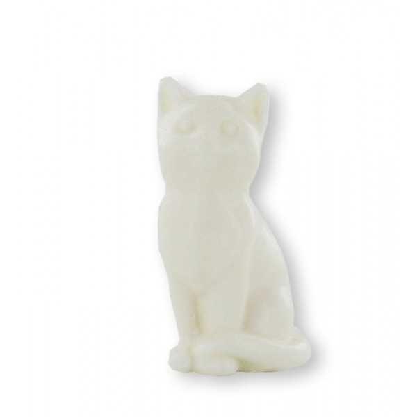 Savons Chat blanc 25g - Sac 50