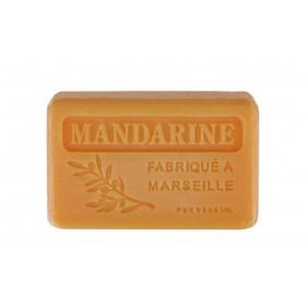 8 savons 125g non filmés - MANDARINE