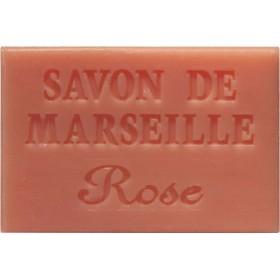 Savonnette Marseille 60g rose - Boite 16