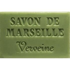 Savonnette Marseille 60g verveine - Boite 16