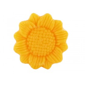 Savons Nature tournesol orange - Sachet 10