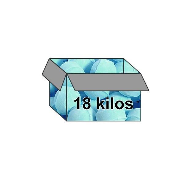Mini-billes  océan - Carton 18 kilos