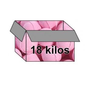 Mini-billes  cerise - Carton 18 kilos