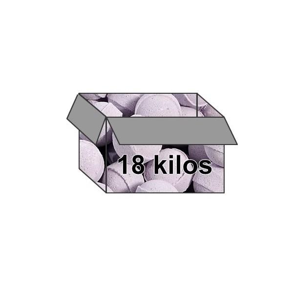 Mini-billes  lavande - Carton 18 kilos