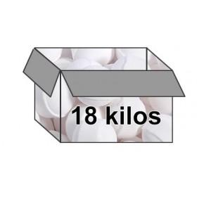 Mini-billes  coco - Carton 18 kilos