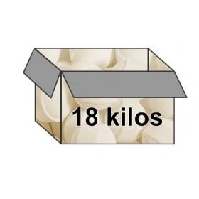 Mini-billes  vanille - Carton 18 kilos