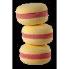Macaron parfum freesia - Carton de 2002840