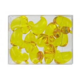 Perle de bain canard parfum citron - Carton 1200
