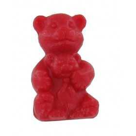 Savons Ourson rouge 30g - Carton 450