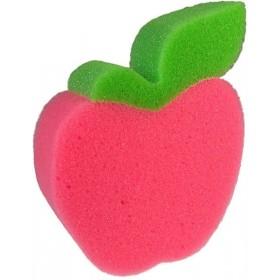 Eponge ludique Pomme rouge - Unité