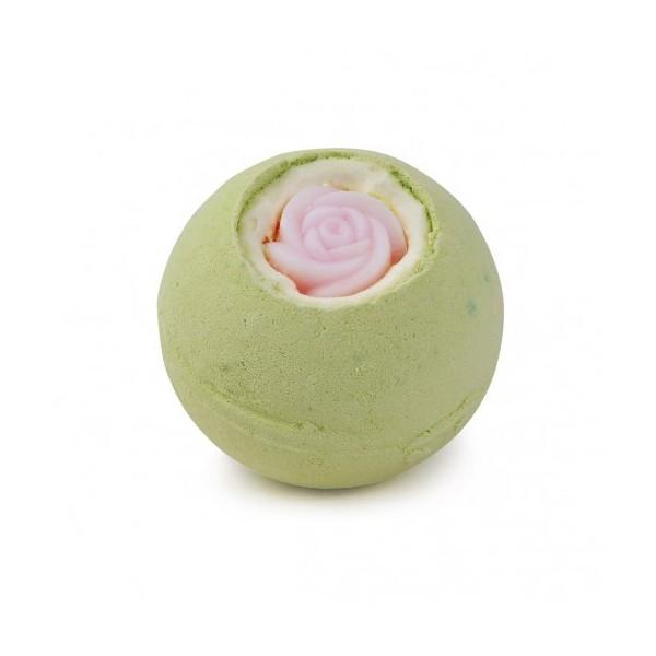 Boule effervescente 180g Thé rose - Boîte 11