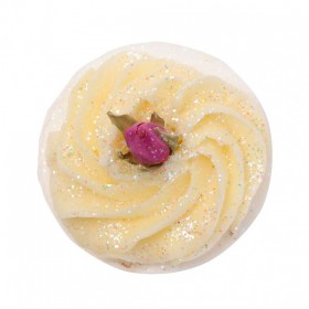 Fondant de bain rose de damas - Carton 6