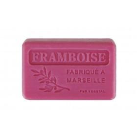 8 savons 125g non filmés - FRAMBOISE
