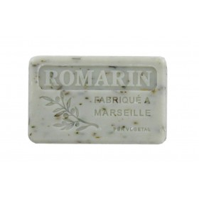 8 savons 125g non filmés - ROMARIN