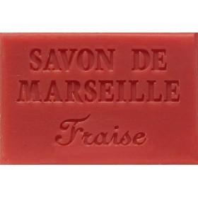 Savonnette Marseille 60g fraise - Lot 6