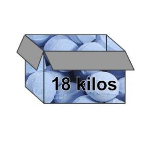 Mini-billes  violette - Carton 18 kilos
