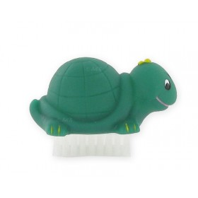 Brosses à ongles - Tortues - Lot de 6