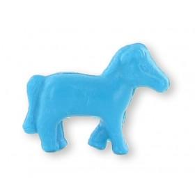 Savon poney turquoise - Sachet 10