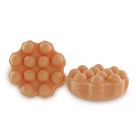 30 shampoings solides avec picots - Orange cheveux normaux