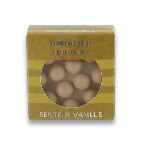 27 shampoings solides avec picots - Beige cheveux colorés