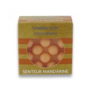 27 shampoings solides avec picots - Orange cheveux normaux