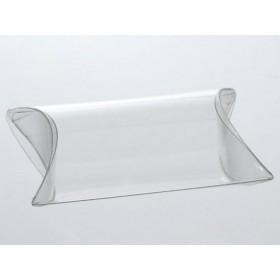 Boîtes pochette en PVC - 60x20x90mm - Lot 50