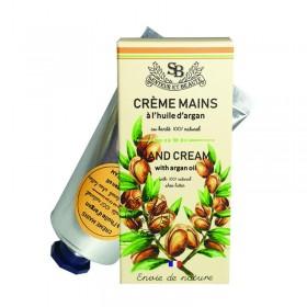Crème main 75ml à l'huile d'Argan