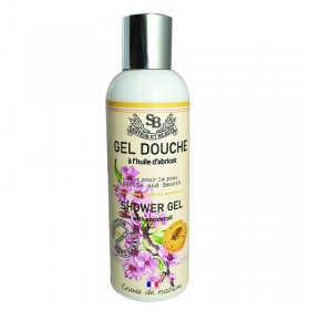 Gel douche 200ml huile Abricot