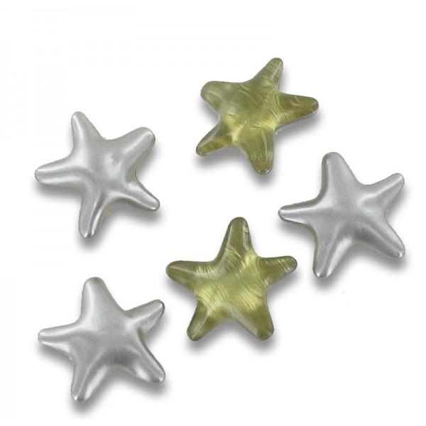 Perle de bain étoile parfum pomme - Carton 1200