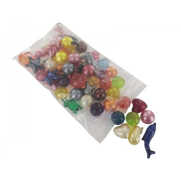 Perles de bain - sachet découverte - Sac 50