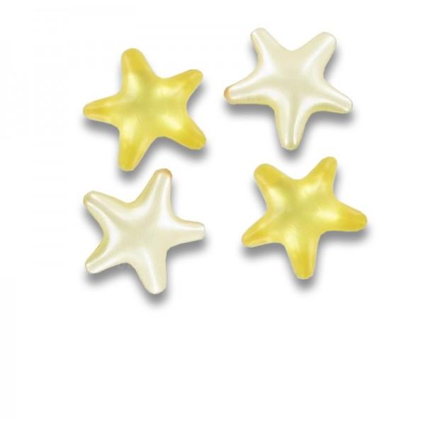 Perle de bain étoile parfum ananas - Sac 50