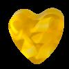 Savon glycérine coeur Charme - Boîte de 8