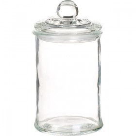 Bocal verre 670 ml - Carton18
