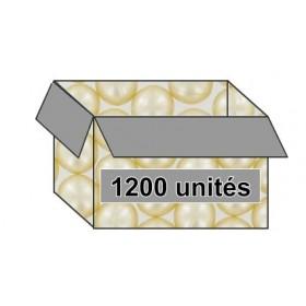 Perle de bain parfum coco - Carton 1200