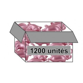 Perle de bain cochon parfum rose - Carton 1200