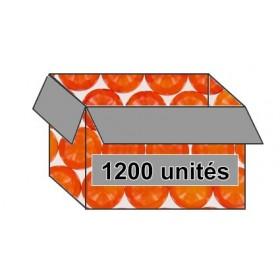 Perle de bain parfum abricot - Carton 1200
