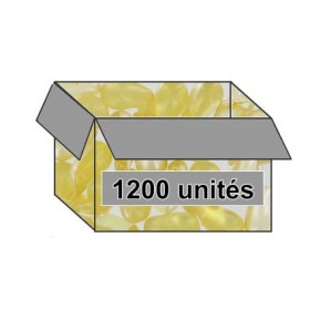 Perle de bain baleine parfum ananas - Carton 1200