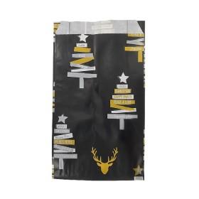 Accessoire Pochettes cadeaux sapin fond noir - Lot 250