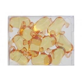 Perle de bain elephant parfum mandarine - Sac 50