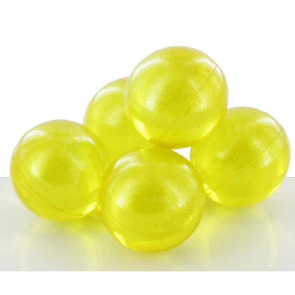 Perle de bain parfum verveine/citron - Sac 50
