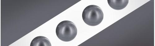 Perles de bain rondes